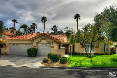 Palm Desert Single Family Home For Sale: 361 Augusta Drive
