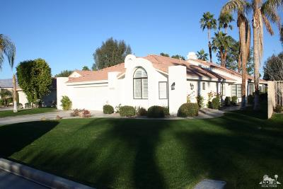 Palm Desert Single Family Home Contingent: 39550 Tandika Trail South