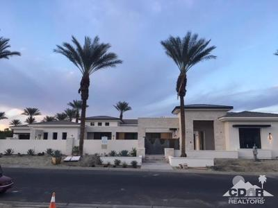 Indian Wells Single Family Home For Sale: 43100 Via Siena