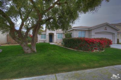 Bermuda Dunes, Indian Wells, Indio, La Quinta, Palm Desert, Rancho Mirage Single Family Home Contingent: 80828 Megan Court Court East