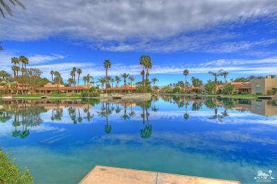 Rancho Mirage Condo/Townhouse For Sale: 217 Lake Shore Drive