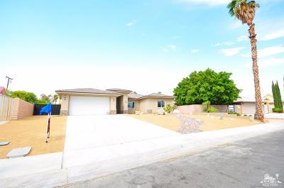 Cathedral City Single Family Home For Sale: 68245 Peladora Road