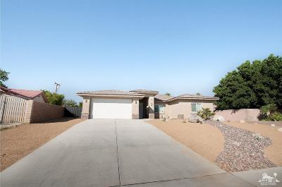 Cathedral City Single Family Home For Sale: 68180 Bella Vista Road