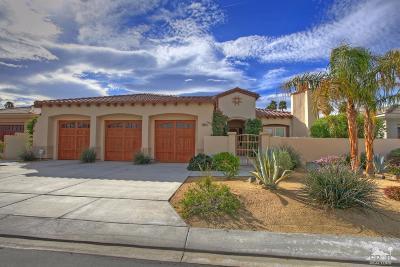Palm Desert Single Family Home Contingent: 74051 Via Pellestrina