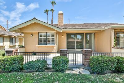 Palm Desert Condo/Townhouse For Sale: 233 Las Lomas
