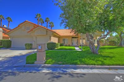 Palm Desert Single Family Home Contingent: 366 Cypress Point Drive