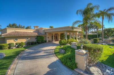 Rancho Mirage Single Family Home For Sale: 72395 Morningstar Road