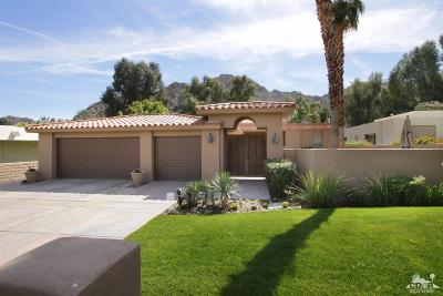 Indian Wells C.C. Single Family Home For Sale: 77429 Iroquois Drive