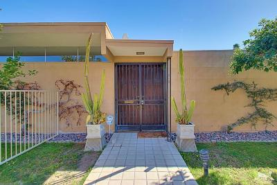 Palm Desert Condo/Townhouse For Sale: 72809 Willow Street #812