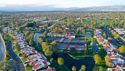 Rancho Mirage Condo/Townhouse Contingent: 59 Tennis Club Dr.