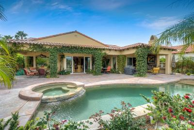 Rancho Mirage Single Family Home For Sale: 124 Royal Saint Georges Way