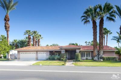 Indian Wells Single Family Home For Sale: 75570 Fairway Drive