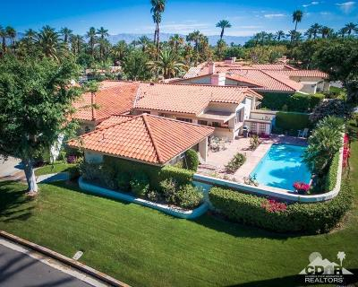 Indian Wells Single Family Home Contingent: 44290 Tahoe Circle