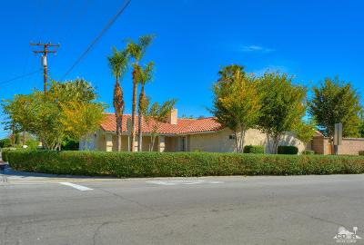 Palm Desert Country Single Family Home Contingent: 77025 Florida Avenue