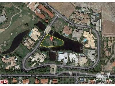 La Quinta Residential Lots & Land For Sale: 49230 Vista Ventura