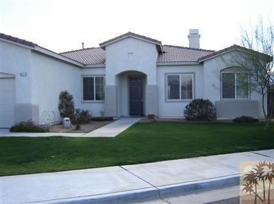 Indio Single Family Home For Sale: 80727 Foxglove Lane