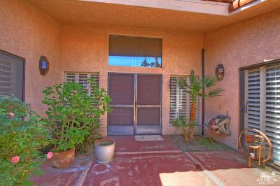 Cathedral City Single Family Home For Sale: 36683 Via Cicada