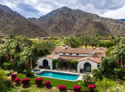La Quinta Single Family Home For Sale: 53225 Troon Trail