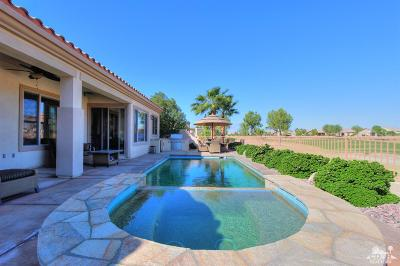 Sun City Shadow Hills Single Family Home Contingent: 81750 Camino El Triunfo