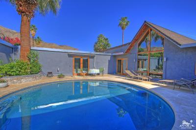 Palm Desert Single Family Home Contingent: 72539 Pitahaya Street