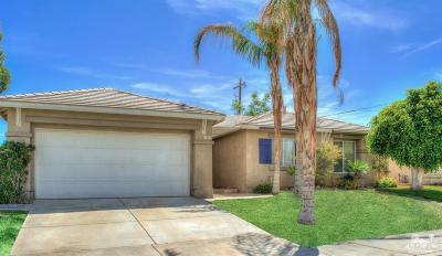 Bermuda Dunes Single Family Home Contingent: 41738 Petersfield Road