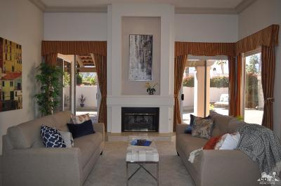Indian Wells Single Family Home Contingent: 74930 North Cove Drive