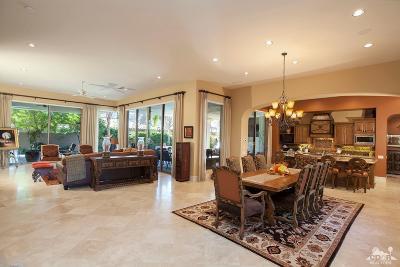 Indian Wells C.C. Single Family Home For Sale: 77635 North Via Villaggio