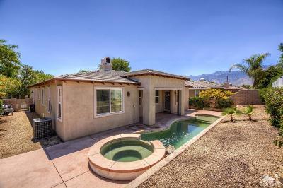 Rancho Mirage Single Family Home Contingent: 116 Shoreline Drive