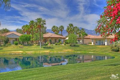 Rancho Mirage Single Family Home For Sale: 31 Wimbledon Drive