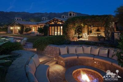 Indian Wells Single Family Home Sold: 74 Desert Arroyo Trail