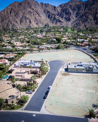 Indian Wells Residential Lots & Land For Sale: Vaidya Court