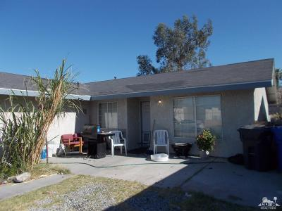 Desert Hot Springs CA Single Family Home For Sale: $139,900