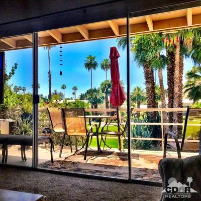 Rancho Mirage Single Family Home For Sale: 69850 Highway 111 #258