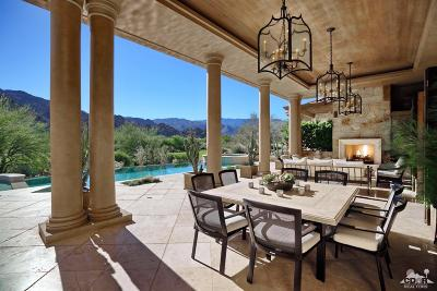 Indian Wells Single Family Home Sold: 49738 Hidden Valley Trail