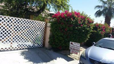 Palm Springs Single Family Home For Sale: 4060 East Calle San Antonio
