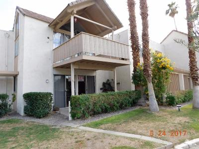 Indian Wells Condo/Townhouse For Sale: 78255 Cabrillo Lane Lane #117