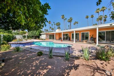 Indian Wells Single Family Home Contingent: 45750 Cielito Drive