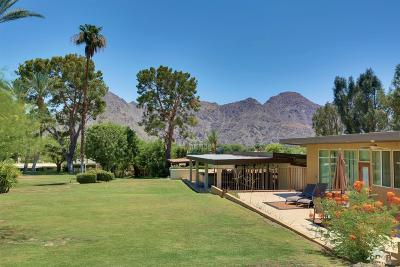 Indian Wells Single Family Home Contingent: 44620 Elkhorn Trail