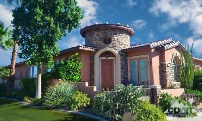 Rancho Mirage Single Family Home For Sale: 123 Via Tuscany