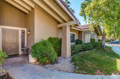 Bermuda Dunes, Indian Wells, Indio, La Quinta, Palm Desert, Rancho Mirage Single Family Home For Sale: 211 Wild Horse Drive