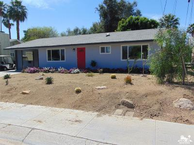 Palm Desert Single Family Home For Sale: 42165 Kansas Street