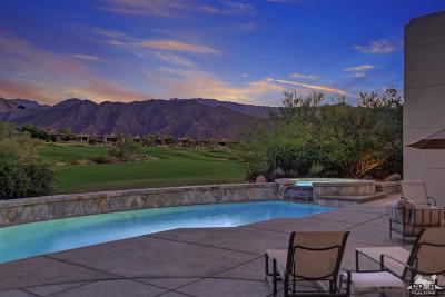 The Reserve Single Family Home For Sale: 74381 Desert Bajada Trail