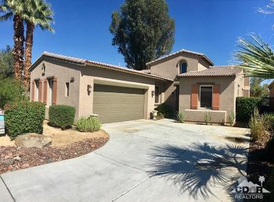 Palm Desert Country Single Family Home Contingent: 42400 Warner Trail