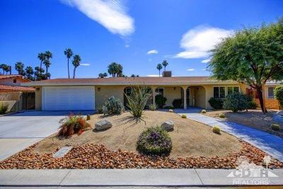 Rancho Mirage Single Family Home For Sale: 39540 Kensington Drive