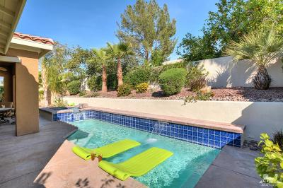 Rancho Mirage Single Family Home For Sale: 124 Shoreline Drive