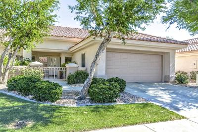 Palm Desert Single Family Home Contingent: 78409 Yucca Blossom Drive
