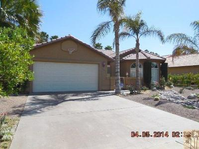 Cathedral City Rental For Rent: 68357 Durango Road