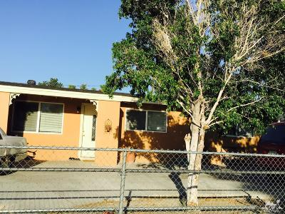 Cathedral City Single Family Home For Sale: 30500 Pauline Avenue