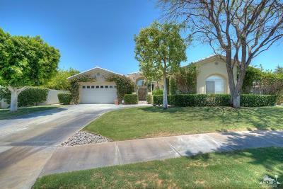 Rancho Mirage Single Family Home For Sale: 52 Sherwood Road