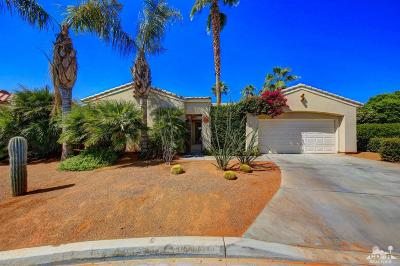 Palm Desert Single Family Home For Sale: 109 Cachanilla Court